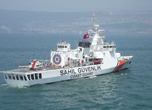 Sahil Güvenlik'ten Karadeniz'de 17 gemiye kirlilik cezası