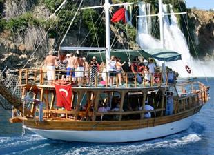 Antalyalı tur teknesi sahipleri tek fiyat istiyor