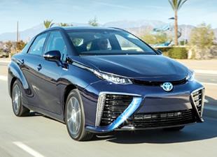 Beklenen Toyota Avrupa'da