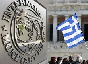 IMF'den Yunanistan 'şartlı' yardım