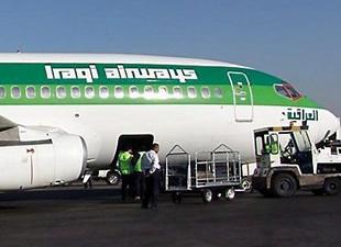Irak Havayolları'nın uçuş lisansı askıya alındı