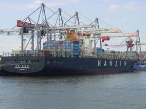 NYK, Evergreen ve Hanjin'den WIN rotası