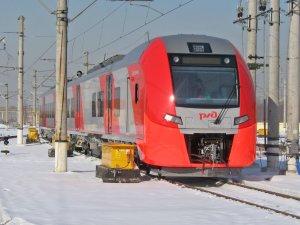 Rusya Demiryolları 2018 FIFA Dünya Kupası'na hazırlanıyor