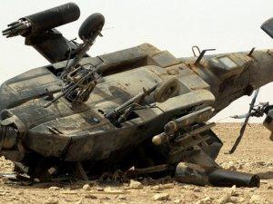 Mısır'da helikopter düştü: 6 ölü