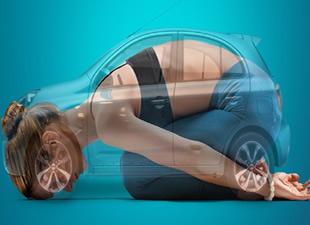 """Nissan Micra ile """"manevra"""" yapın"""