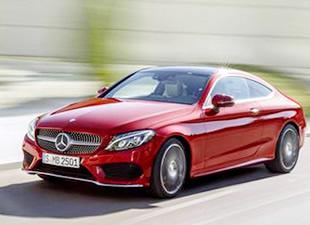 Mercedes C Coupe gün yüzüne çıktı