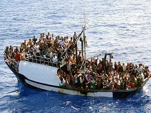 Avrupa'ya kaçak girmek isteyenlerin sayısı 7 ayda 250 bini aştı