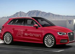 Audi'nin elektrikli otomobil e-Tron