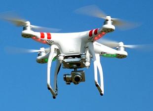 Pilotların 'drone' şikayetlerinde ciddi artış yaşanıyor