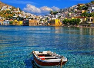 Türk tatilcilerin Yunan adalarına ilgisi sürüyor