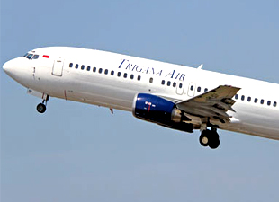 Yolcu uçağı havada kayboldu