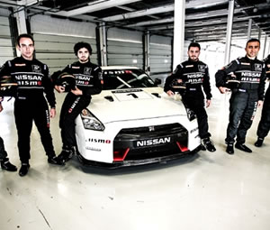 2015 Nissan PlayStation® GT Academy International'in şampiyonu belli oldu.