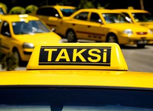 Taksi soförlerine müjde