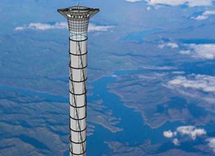 NASA uzaya asansör yapıyor!
