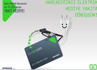 GO CARD ve İpragaz Elektrik iş birliği