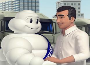Michelin'den dijital atak