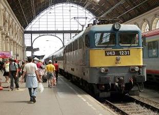 Belgrad – Budapeşte arası aktarmasız tren yolculuğu