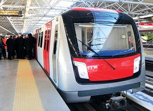 Keçiören metrosu 2016'da yolcu taşımaya başlayacak