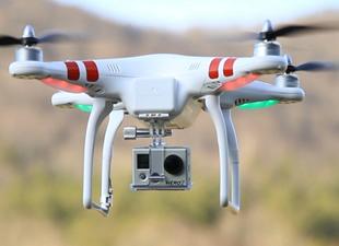 Turkcell yeni köprüleri 'drone'la ölçtü