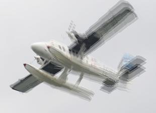 Kanada'da uçak düştü: 6 ölü