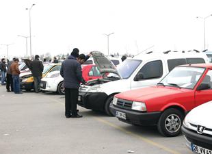 İkinci el otomobil satışlarında KDV sıkıntısı yaşanıyor