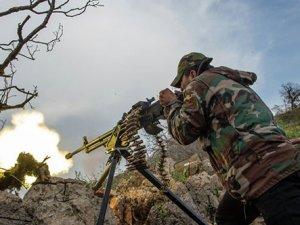 'Eğit-donat' grubuna Suriye saldırısı