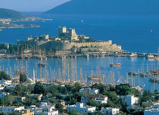 Bodrum ve Antalya, Avrupalıların yeni gözdesi