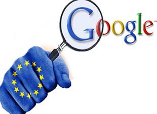 Google'dan AB'ye ret