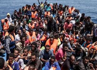 Akdeniz'de facia: 100 ceset çıkarıldı