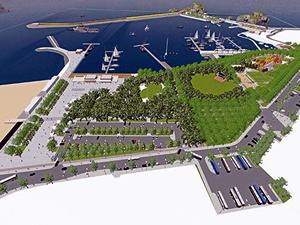Şile'ye yapılması planlanan liman sene sonunda tamamlanacak