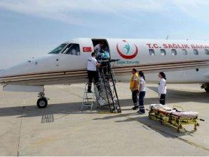 Sağlık Bakanlığı özel uçak alacak