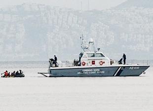 Ege Denizi'nde çatışma: 1 mülteci öldü, 3 Türk gözaltına alındı