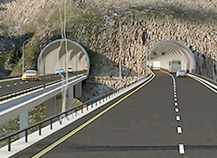 Zigana Tüneli, 3 yılda tamamlanacak