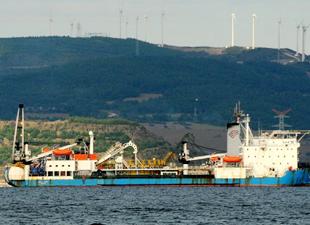 Türkiye'de ilk defa yüksek gerilim hattı denizin altından geçecek