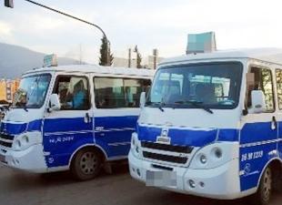 Bursa'da minibüs ücretlerine zam geldi