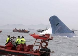 Güney Kore'de tekne faciası: 10 ölü