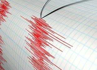 Elazığ'da 4.4 büyüklüğünde deprem
