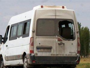 Iğdır'da polis aracına hain saldırı: 14 polis şehit!