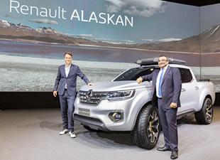 Alaska'lı Renault zirveye çıkacak