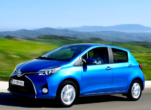 Toyota hibridde rekor kırdı