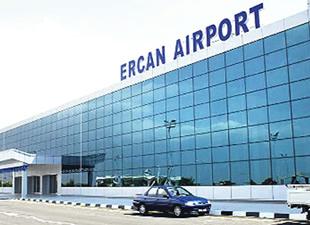 Ercan Havalimanı'na seferler iptal edildi!