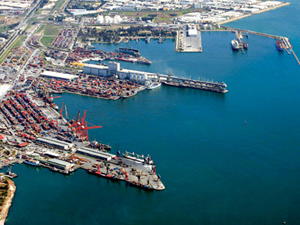 Mersin Limanı'nda 3 yönetici görevden alındı