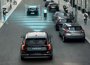 Volvo XC90, Euro NCAP testlerinde
