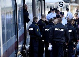 Almanya-Danimarka demiryolu bağlantısı kesildi