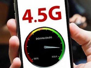 BTK: 4.5G ile internet hızı 10 kat artacak