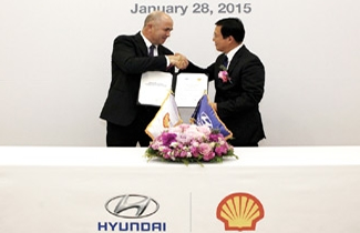 "Hyundai ""Shell"" dedi"