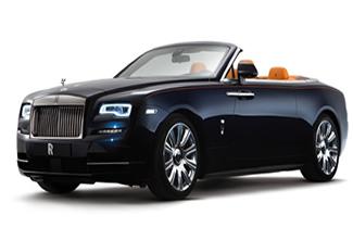 """Rolls Royce'nin gözdesi """"Dawn"""""""