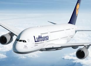Lufthansa'da grev yüzünden bin 520 uçuş yapılamadı