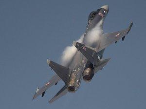 Rus Sukhoi-35 jetleri, ABD'nin uykularını kaçırıyor