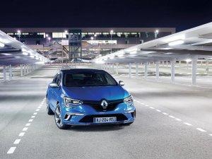 İşte yeni Renault Megane!